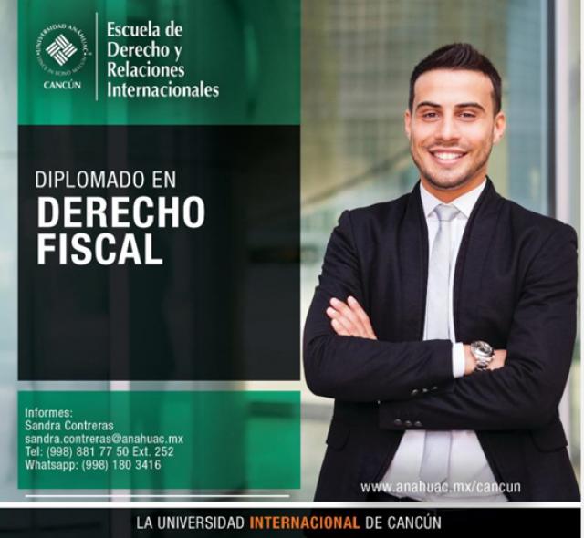 Diplomado en Derecho Fiscal