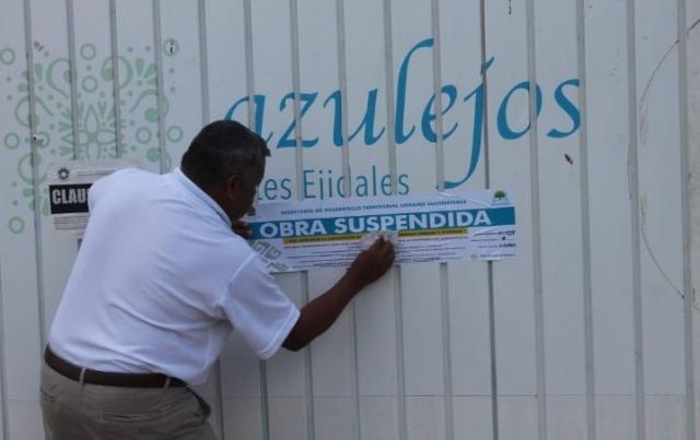 PIDE AMPI REGULAR LA ACTIVIDAD INMOBILIARIA EN QUINTANA ROO