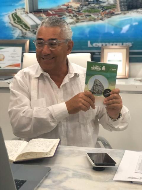 Crece 50% inversión extranjera, reconoce titular de AMPI, Miguel Ángel Lemus