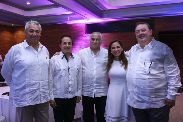 INAUGURAN LA EXPO INMOBILIARIA QUINTANA ROO 'INVESTMENT SUMMIT 2020' EN CANCÚN